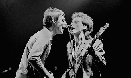 Bruce FOXTON and JAM and Paul WELLER