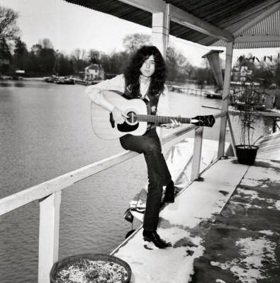 Jimmy Page Boathouse