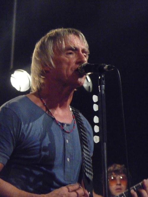 Paul Weller at Abbey Road _Metzler